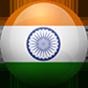 דגל הודו כתרגום להודית