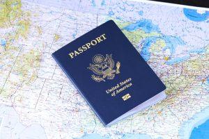 תרגום מסמכים דרכון אמריקאי