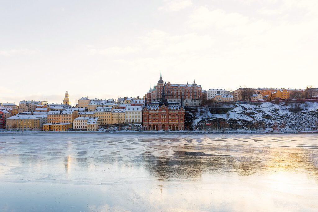 תמונה של שבדיה - תרגום לשבדית